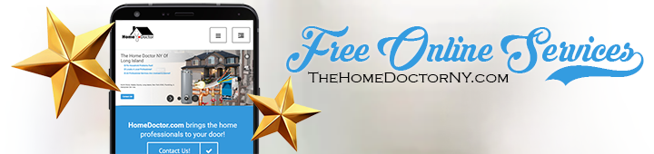 The Home Doctor | North Shore, Long Island, NY HVAC & Plumbing Free Online Services